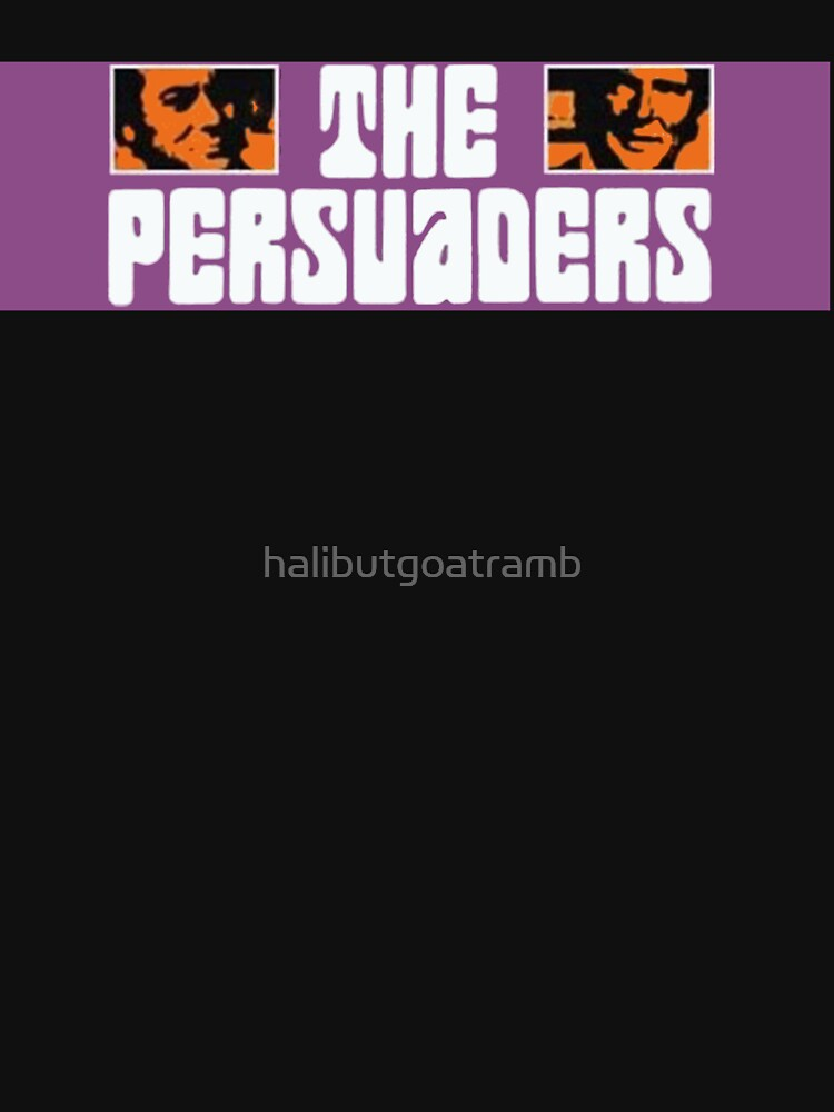 The Persuaders - Curtis + Moore by halibutgoatramb
