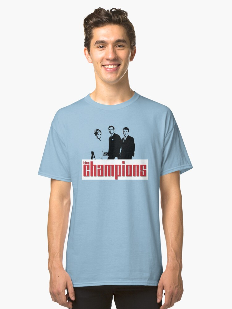 The Champions Classic T-Shirt Front