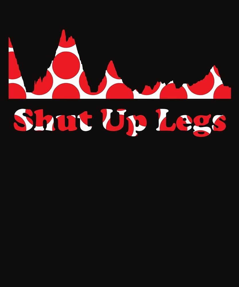 Shut Up Legs by hartomip