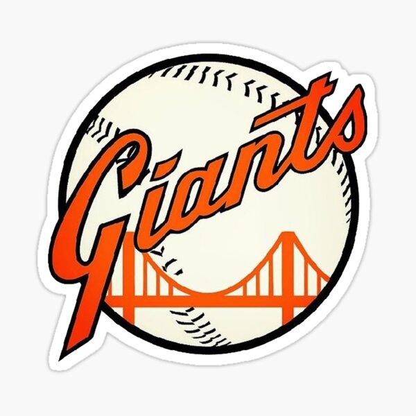 SF Giants Sticker
