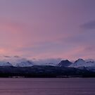 Bergen Sunrise by Janice Heppenstall