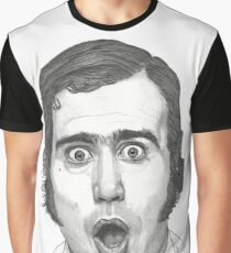 Andy Kaufman Graphic T-Shirt