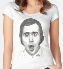 Andy Kaufman Women's Fitted Scoop T-Shirt