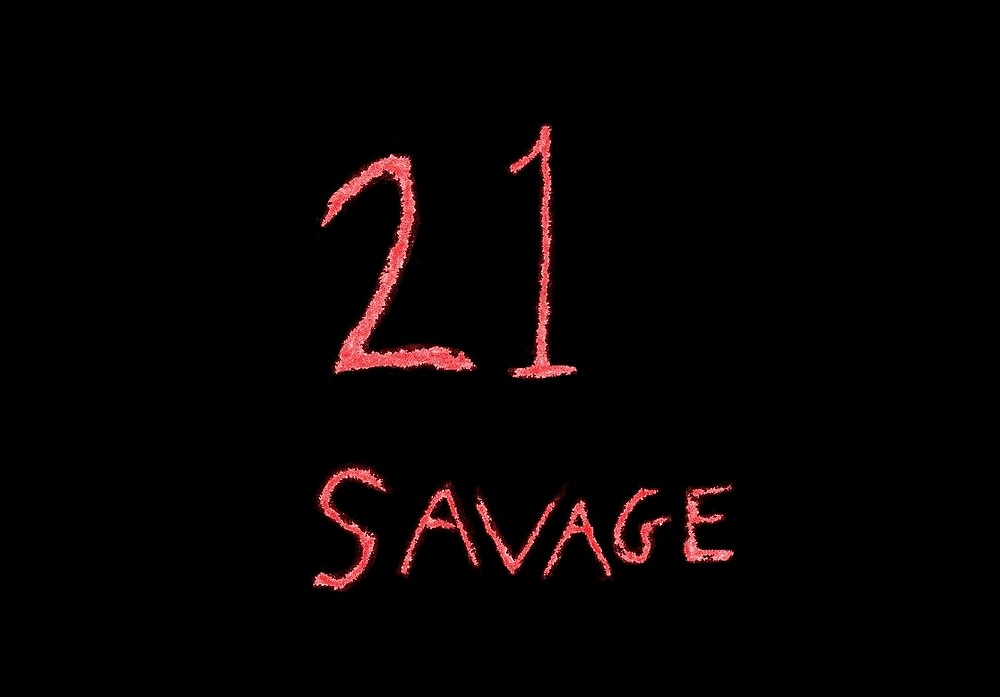 21 Savage by mankor