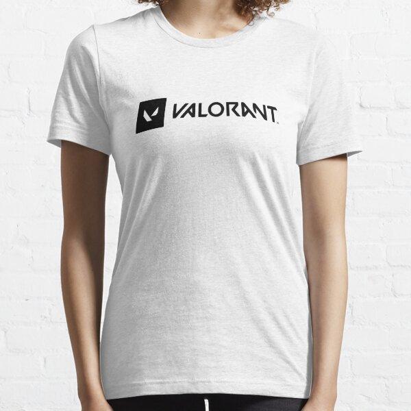 Los más vendidos: mercancía de Valorant Camiseta esencial