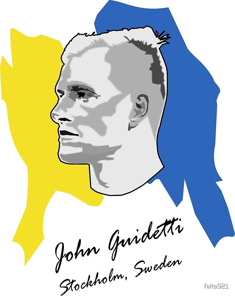 John Guidetti by felta921