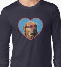 c0ad4b0fdef Doggo Stickers  Swimmer Dog Long Sleeve T-Shirt