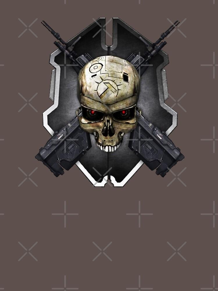 HALO Nation - Iron Skull mode by hellfinger