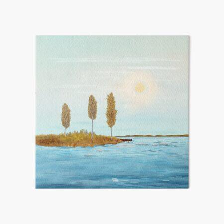Indian Summer - Lapland8seasons Art Board Print