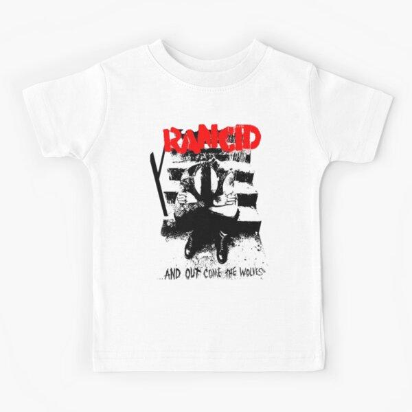 rancid best selling Kids T-Shirt