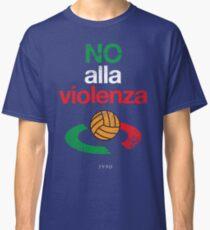 NO ALLA VIOLENZA 1990 Classic T-Shirt