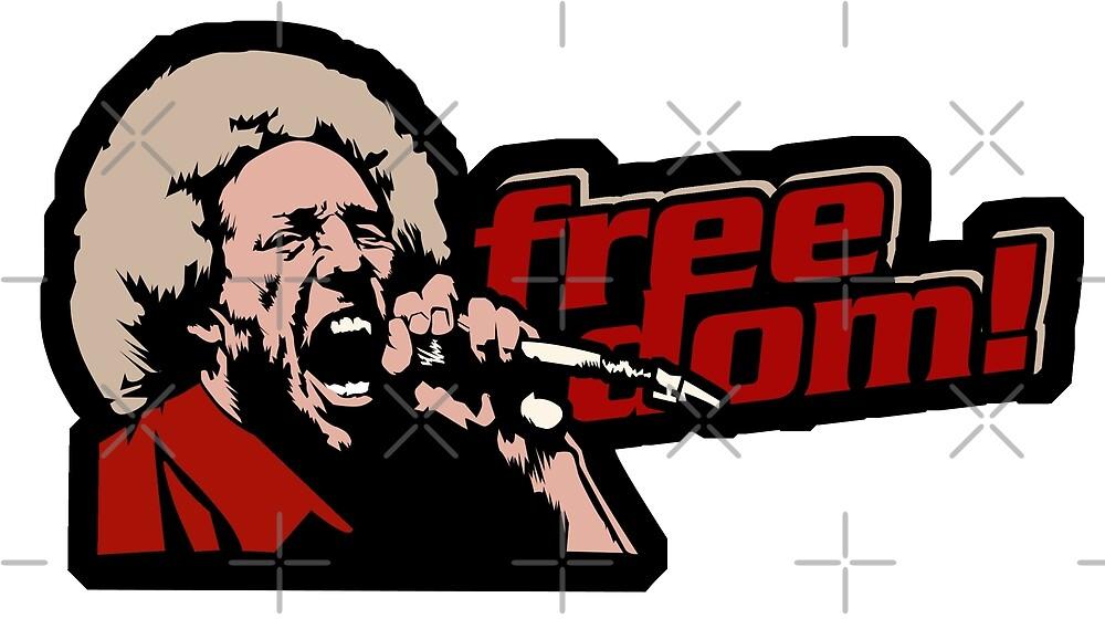 Freedom by drazgon