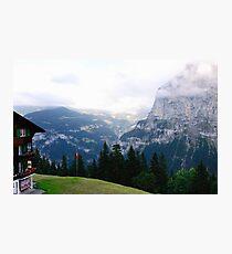 In Switzerland Photographic Print