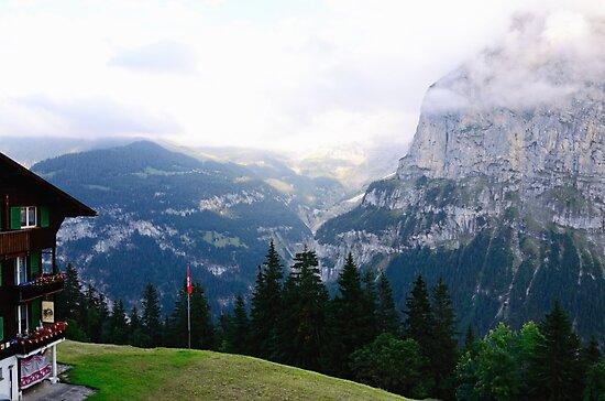 In Switzerland by Mallorn