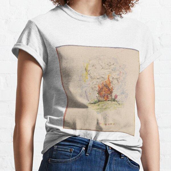 isaiah rashad house is burning Classic T-Shirt