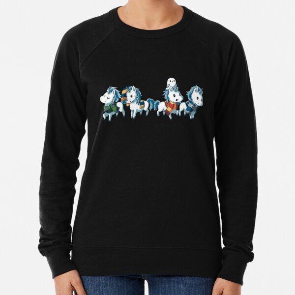 Einhörner Leichter Pullover
