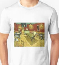 Vincent Van Gogh - Le Cafe De Nuit ( Night Cafe) 1888  T-Shirt