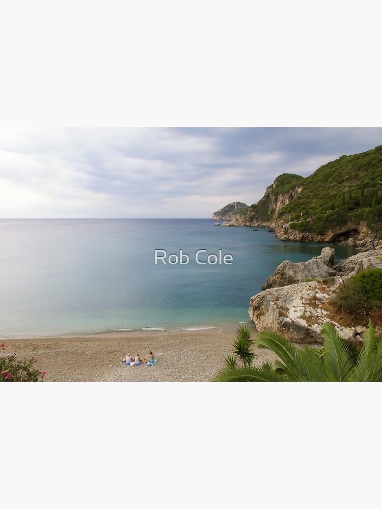 Liapades Beach, Corfu Island, Greece by robcole