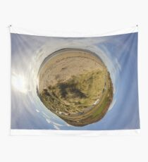 Lisfannon Beach, Fahan, County Donegal, Sky Out Wall Tapestry