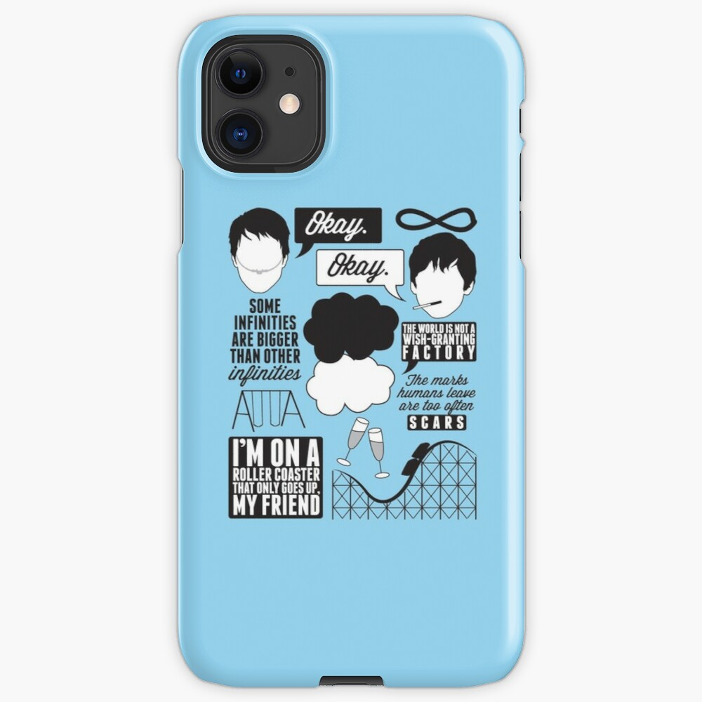 The Fault In Our Stars Collage iPhone Case & Cover