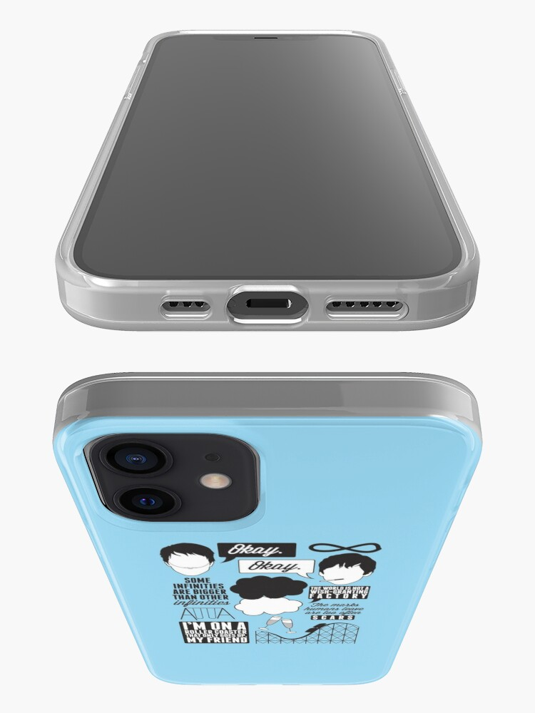 Alternate view of The Fault In Our Stars Collage iPhone Case & Cover