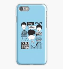 The Fault In Our Stars Collage iPhone Case/Skin