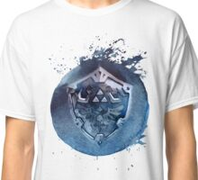 Hyrule Shield Zelda Classic T-Shirt
