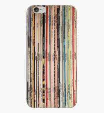 Blue Note Vinyl Records iPhone Case