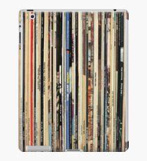 Vinyl Record Collector   iPad Case/Skin