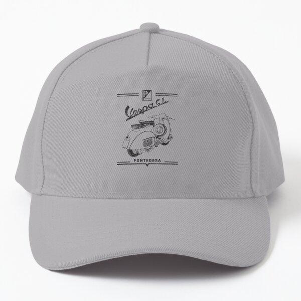 Vespa GL Vintage Scooter - Gran Lusso Baseball Cap