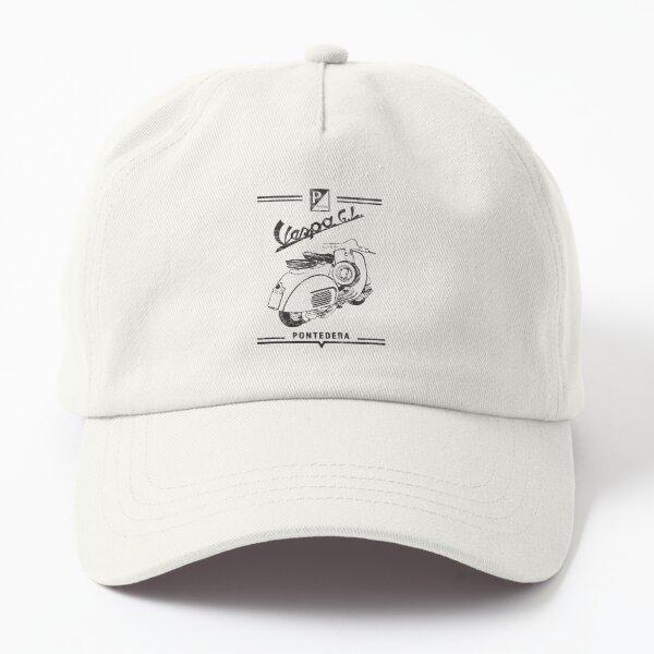 Vespa GL Vintage Scooter - Gran Lusso Dad Hat