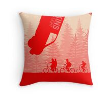 Stranger Things  Throw Pillow