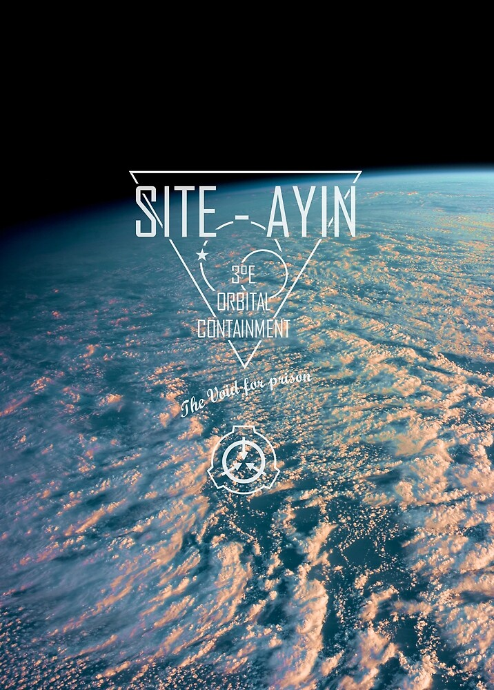 Site-Ayin SCP Visual   by YeOldeFrog
