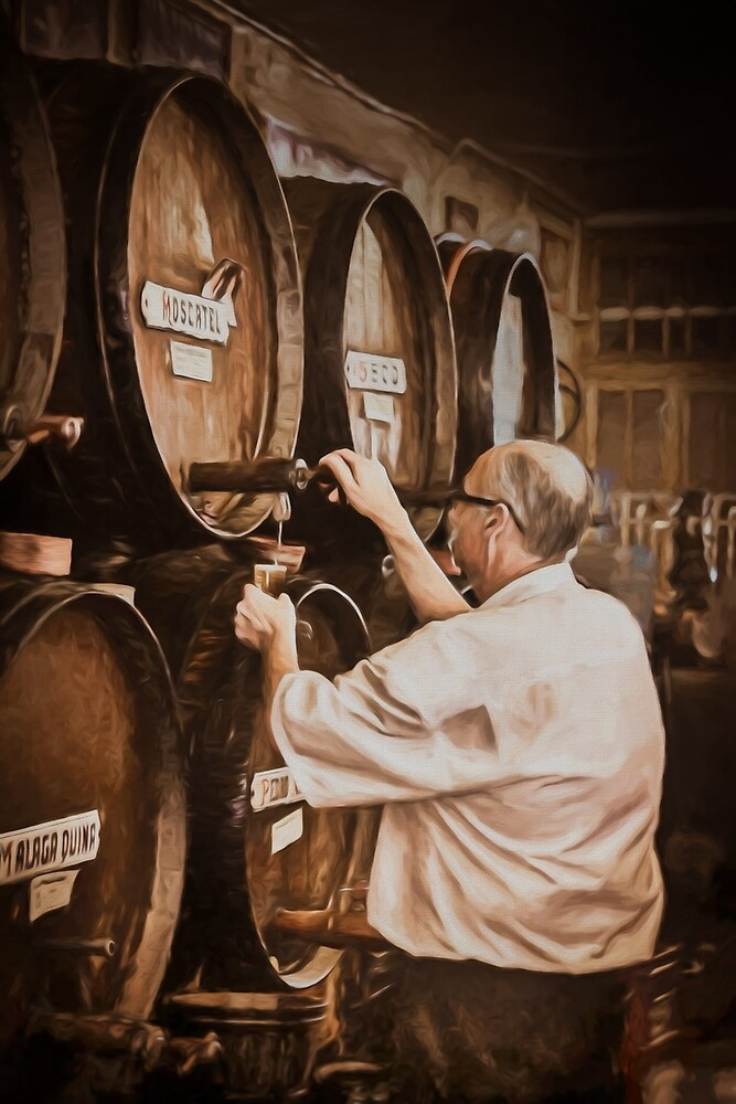 The cask manager by peter hayward