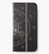 Legend Of Zelda - Hyrule Historia iPhone Wallet/Case/Skin