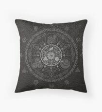 Legend Of Zelda - Hyrule Historia Throw Pillow