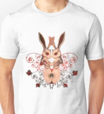 Love rabbits Unisex T-Shirt