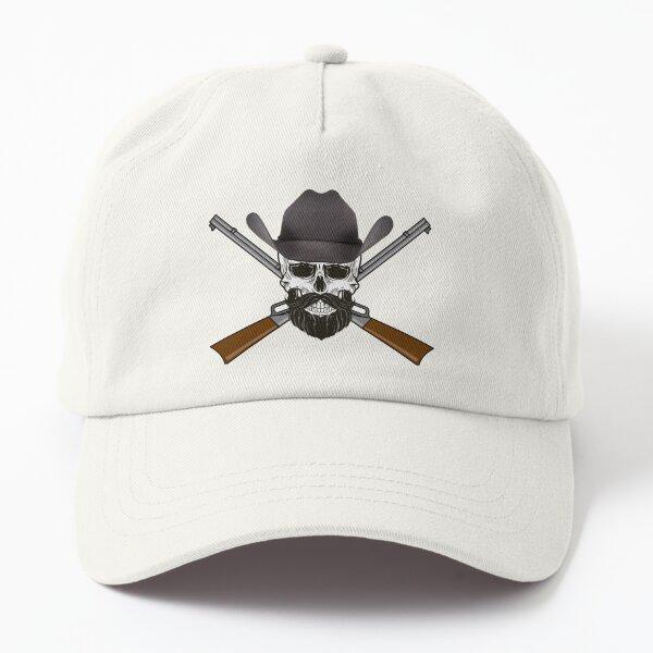 Cowboy Skull Dad Hat