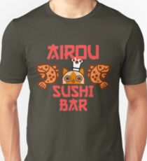 Airou sushi bar - Monster hunter T-Shirt