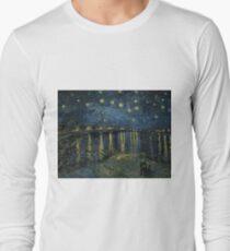 Vincent Van Gogh - Starry Night, 1888  T-Shirt