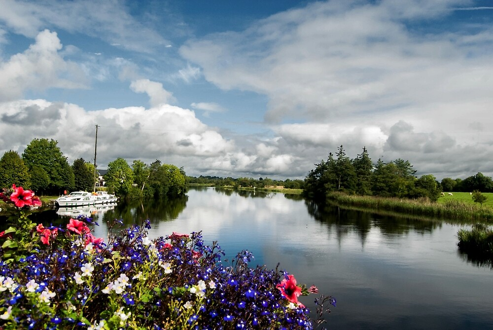 River Shannon Ireland by Matthew Laming