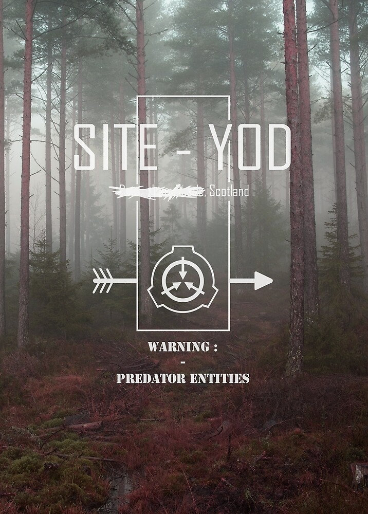 Site-Yod SCP Visual by YeOldeFrog