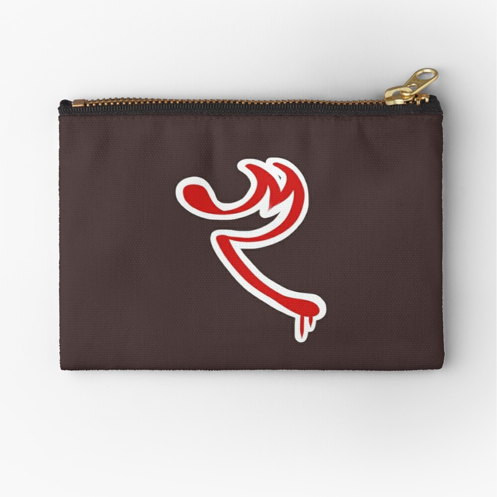 Eddsworld - Red Army Zipper Pouch