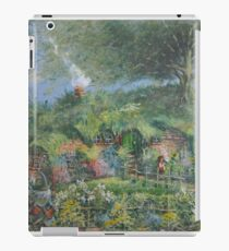 In Search Of A Burglar! iPad Case/Skin