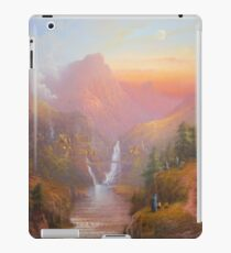 Nine Walkers (Fellowship) iPad Case/Skin