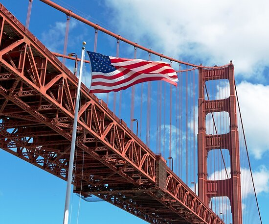 Golden Gate Bridge, San Francisco by limitlezz