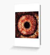 Inseyed - Mordor Style Greeting Card