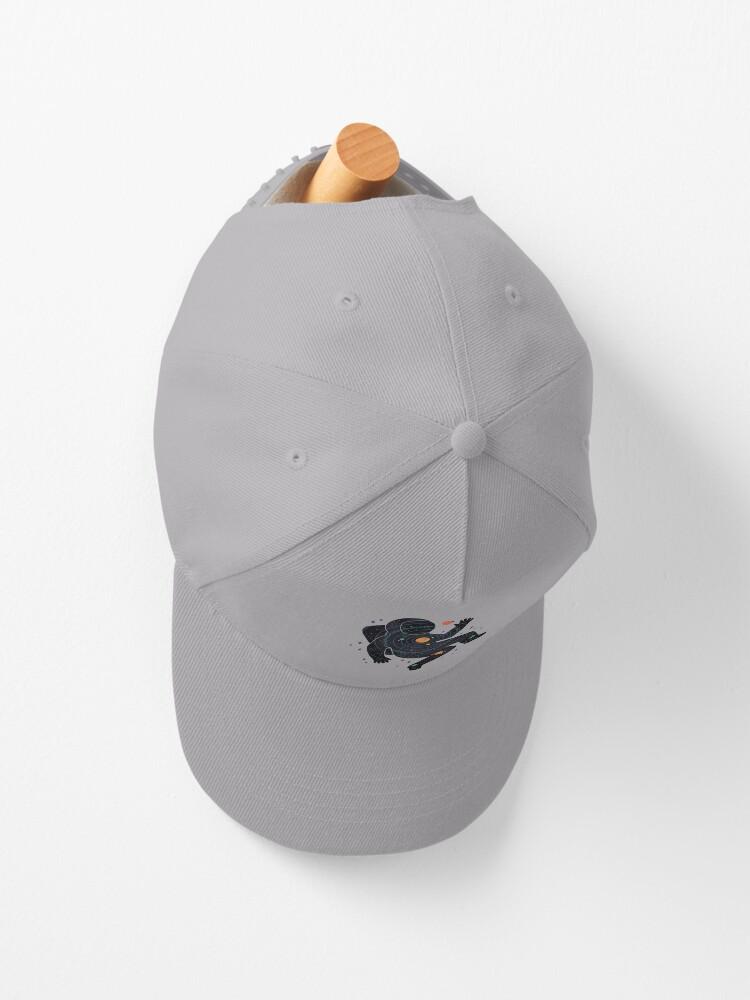 Alternate view of Inner Space Cap