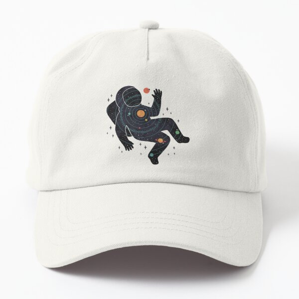 Inner Space Dad Hat