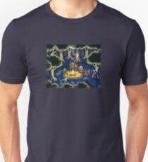 Chrono Trigger Camping Scene Unisex T-Shirt
